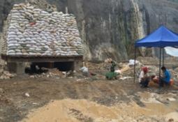 岩石地基承载力检测